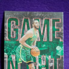 Coleccionismo deportivo: JAYSON TATUM Nº17 GAME NIGHT RED PARALEL - PANINI CONTENDERS 2020 -21. Lote 297096433