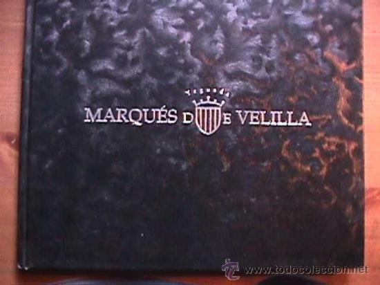 YEGUADA MARQUES DE VELILLA, MALAGA, 1999 (Coleccionismo Deportivo - Libros de Deportes)