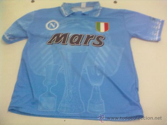 ropa Napoli deportivas