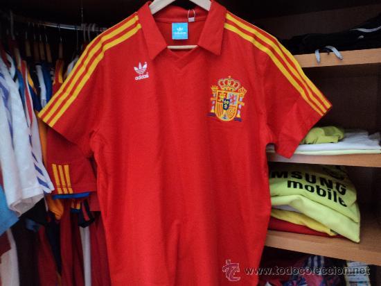 Anuncio reflejar Confuso  Camiseta adidas seleccion española (mundial esp - Sold through Direct Sale  - 28329674