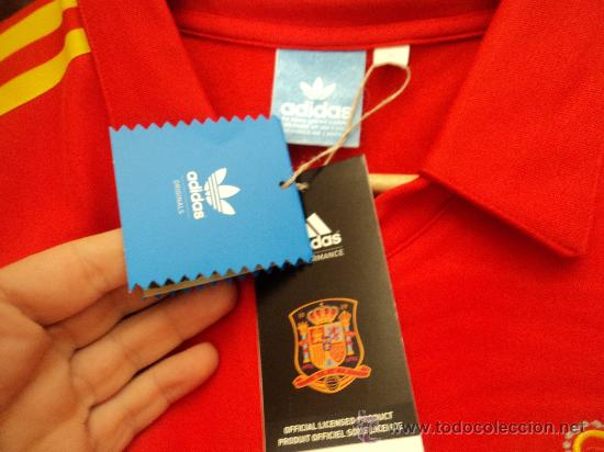 Camiseta adidas seleccion española (mundial esp Sold