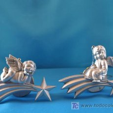 Figuras de Belén: ANGELES DE LAS ESTRELLAS. Lote 22081477