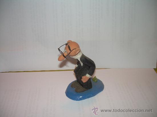Figuras de Belén: CAGANER - CAGANE - CAGON....FIGURAS DE MORTADELO Y FILEMON - Foto 4 - 23662531