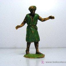 Figuras de Belén: ANTIGUA FIGURA DE BELEN, FIGURA.. Lote 23528349