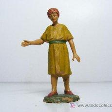 Figuras de Belén: ANTIGUA FIGURA DE BELEN, FIGURA, . Lote 24426999