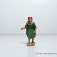 Figuras de Belén: ANTIGUA FIGURA DE BELEN, FIGURA, . Lote 16092943