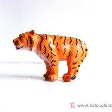Figuras de Belén: FIGURA DE GOMA, BELEN, TIGRE. Lote 17719114