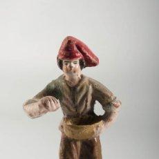 Figuras de Belén: FIGURA DE BELEN (O PESEBRE) EN BARRO ( O TERRACOTA). Lote 29252037