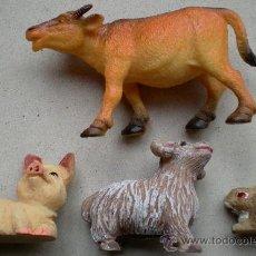 Figuras de Belén: LOTE ANIMALES PARA EL BELÉN.. Lote 29644027