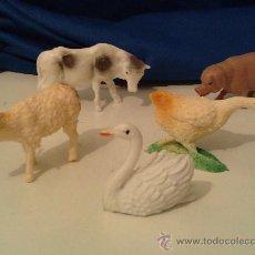 Figuras de Belén: LOTE 5 ANIMALES PARA EL BELÉN.. Lote 34830839