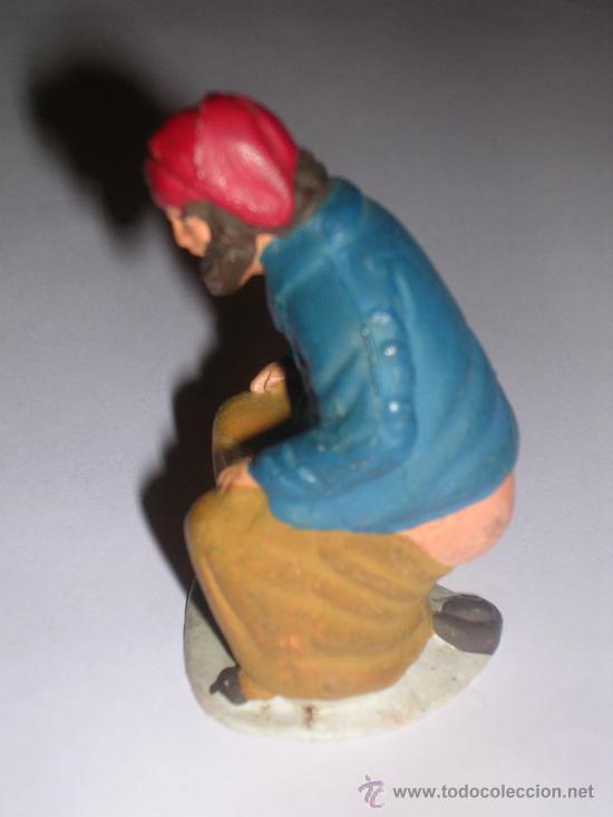 FIGURA BELEN O PESEBRE - CAGANER - (Coleccionismo - Figuras de Belén)