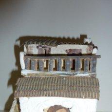 Figuras de Belén: CASA PARA PESEBRE BELEN EN CARTON. ARTESANA. Lote 40183937
