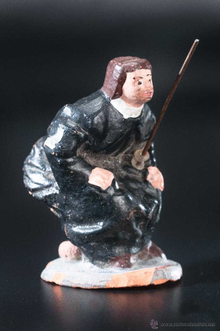 FIGURA- CAGANER- DE PESEBRE O BELEN (Coleccionismo - Figuras de Belén)