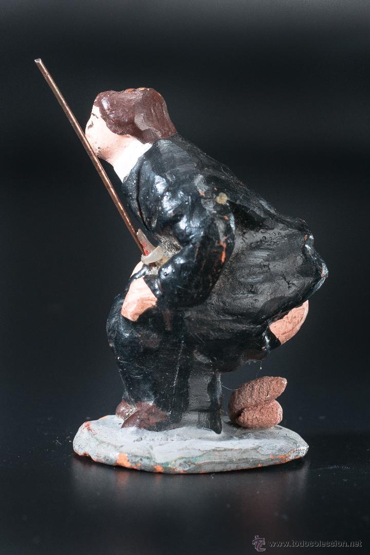 Figuras de Belén: FIGURA- CAGANER- DE PESEBRE O BELEN - Foto 4 - 40355469