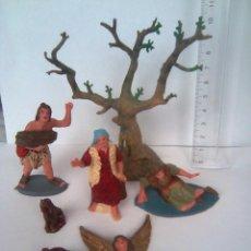 Figuras de Belén: FIGURAS DE BELEN MADE IN SPAIN ANTIGUAS. Lote 40574835