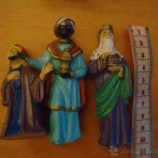 Figuras de Belén: LOTE FIGURAS DE BELEN 3 REYES. Lote 40593702