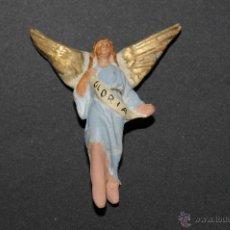 Figuras de Belén: FIGURA DE BELEN O PESEBRE EN TERRACOTA, ANGEL. Lote 40939627