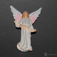 Figuras de Belén: FIGURA DE BELEN O PESEBRE EN TERRACOTA, ANGEL. Lote 40945476