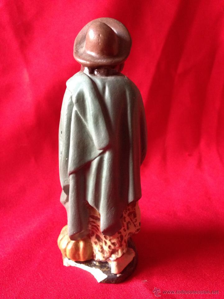 Figuras de Belén: FIGURA DE BELEN O NACIMIENTO DE OLOT ESTUCO - Foto 2 - 42025717