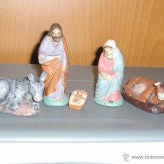 Figuras de Belén: NACIMIENTO DE TERRACORA ANTIGUO . Lote 42439490