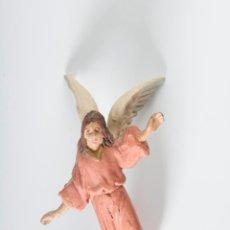 Figuras de Belén: FIGURA DE BELEN O PESEBRE EN TERRACOTA, ANGEL. Lote 43400528