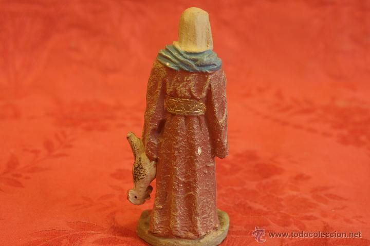 Figuras de Belén: FIGURA DE BELÉN. BARRO. - Foto 6 - 45719879