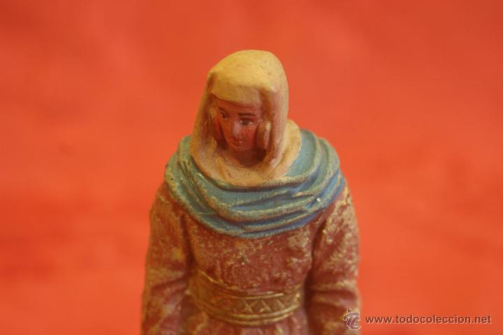 Figuras de Belén: FIGURA DE BELÉN. BARRO. - Foto 9 - 45719879
