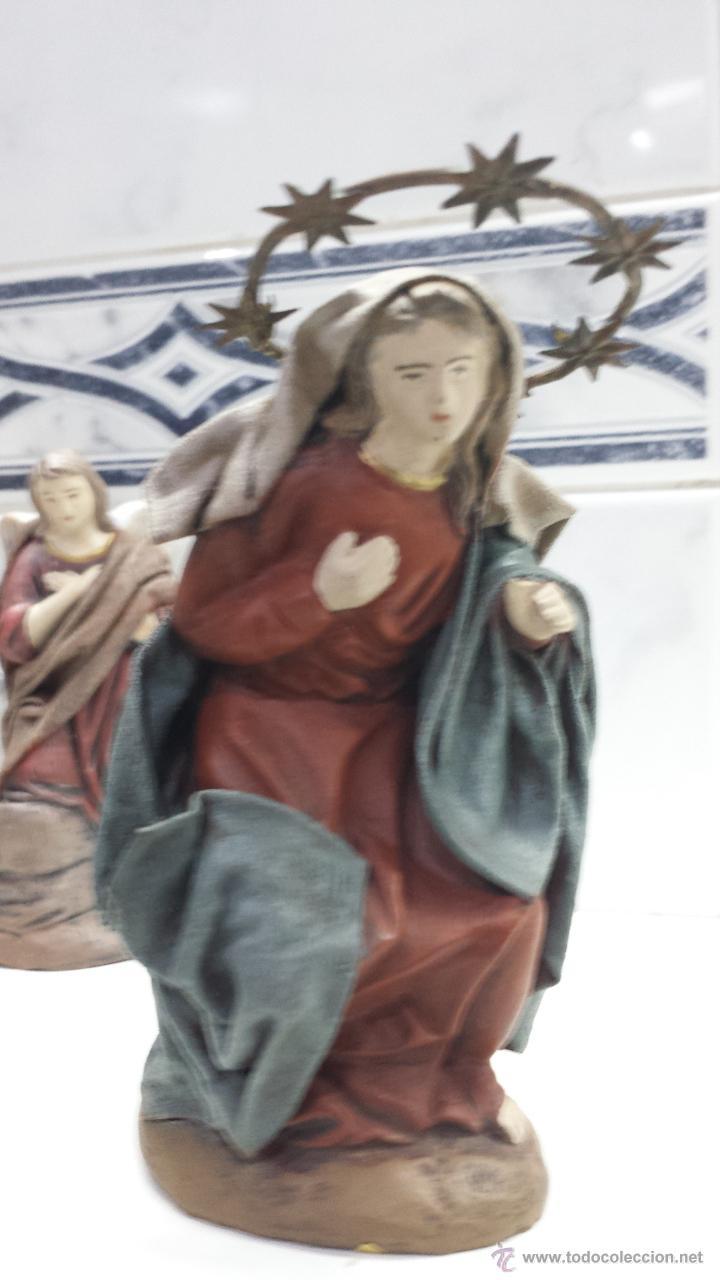 Figuras de Belén: BELÉN TERRACOTA MURCIANO - Foto 2 - 46118968