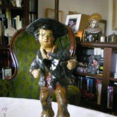 Figuras de Belén: PASTOR GRANADINO MUY ANTIGUO. Lote 46145092