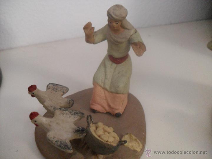 FIGURA BELEN BARRO (Coleccionismo - Figuras de Belén)