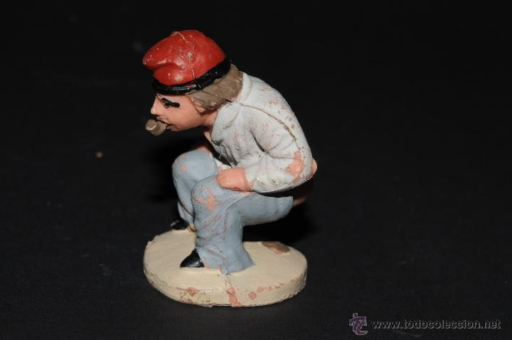 Figuras de Belén: FIGURA DE BELEN O PESEBRE EN PLASTICO, CAGANER - Foto 2 - 48918886