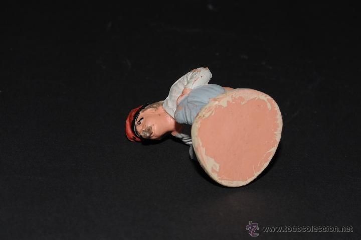 Figuras de Belén: FIGURA DE BELEN O PESEBRE EN PLASTICO, CAGANER - Foto 5 - 48918886