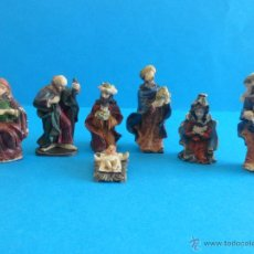 Figuras de Belén: FIGURAS DE RESINA PARA BELÉN. Lote 50140868