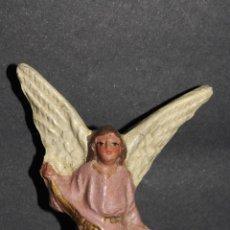 Figuras de Belén: FIGURA DE BELEN O PESEBRE EN TERRACOTA, ANGEL. Lote 50337291