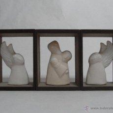Figuras de Belén: TRÍPTICO BELÉN/NACIMIENTO/PESEBRE. PORTUGAL. Lote 93560232