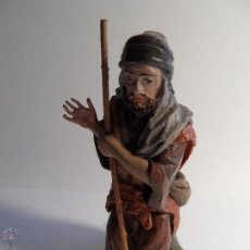 Figuras de Belén: PASTOR BELÉN/NACIMIENTO/PESEBRE. J. MAYO.. Lote 50675582