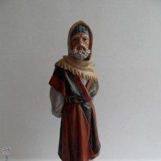 Figuras de Belén: PASTOR. BELÉN/NACIMIENTO/PESEBRE. J. MAYO.. Lote 50710236