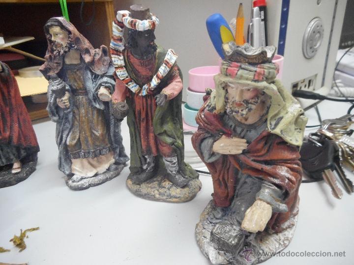 Figuras de Belén: figura pesebre nacimiento pesebre grandes - Foto 4 - 51248242