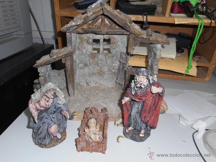 Figuras de Belén: figura pesebre nacimiento pesebre grandes - Foto 5 - 51248242