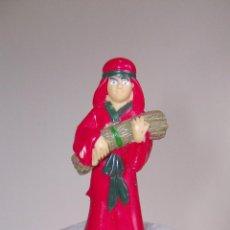 Figuras de Belén: FIGURA BELEN 7 CM. GOMA DURA NAVIDAD. Lote 52142649