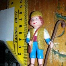 Figuras de Belén: RARA FIGURA DE BELEN MUÑECO GOMA - OFERTA POR LOTES DEL MISMO JUEGO - VER MAS EN TIENDA. Lote 53053192