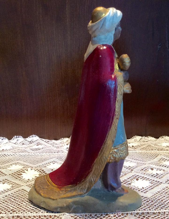 Figuras de Belén: Tres Reyes Magos antiguos - Foto 12 - 53507532