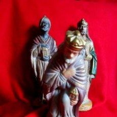 Figuras de Belén: TRES REYES MAGOS. Lote 53888451