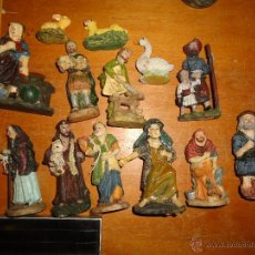 Figuras de Belén: LOTE FIGURAS BELEN . Lote 54414476