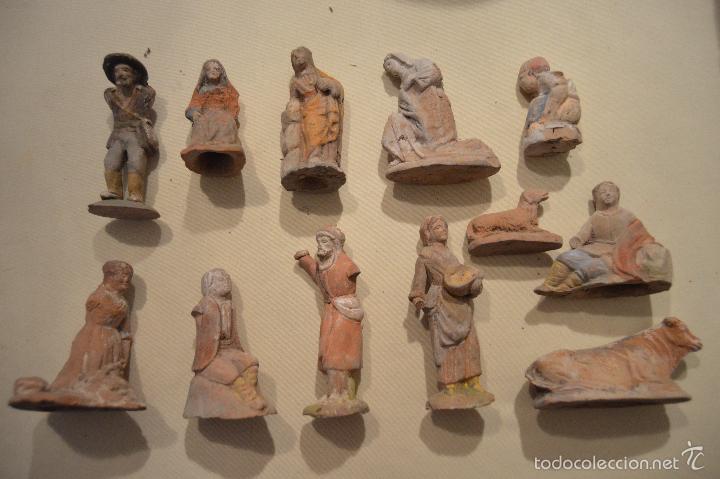 Figuras belen antiguas de terracota comprar figuras de for Amazon figuras belen