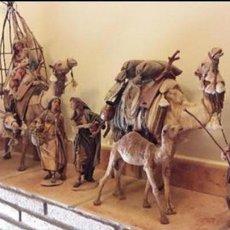 Figuras de Belén: HUIDA DE EGIPTO EN 25 CM DE ANGELA TRIPI. Lote 55117658