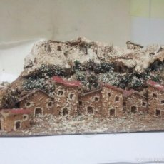Figuras de Belén: CASITAS DE CORCHO PARA ATREZZO DE BELÉN. . Lote 57859770