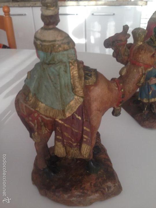 Figuras de Belén: Reyes magos - Foto 3 - 60606735