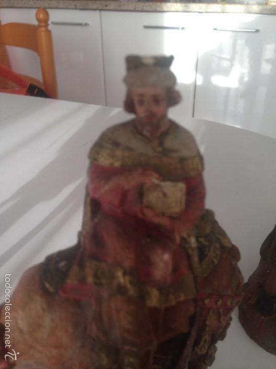 Figuras de Belén: Reyes magos - Foto 13 - 60606735