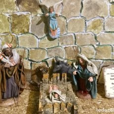 Figuras de Belén: BELÉN HEBREO 10 CMS. DECORARTE. Lote 65705718